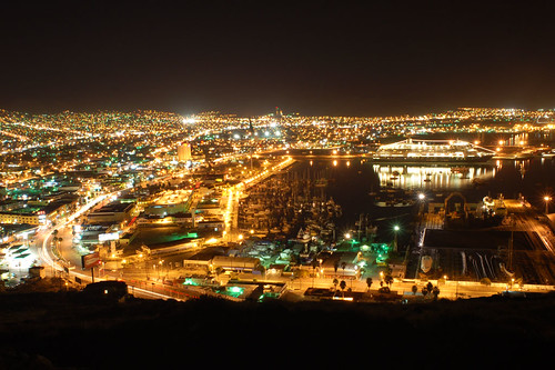 Ensenada-at-night | by Baja Brews