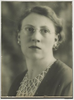 Marjorie Barnard, c. 1936 / by unknown photographer | by State Library of New South Wales collection