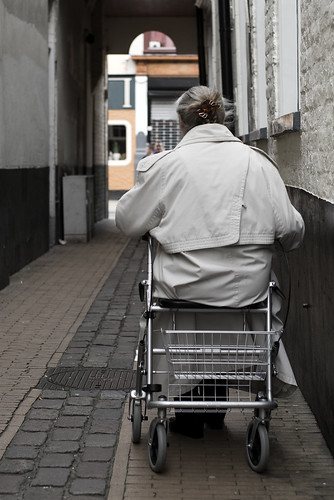 Granny | Just hanging out... | Tom de Vries | Flickr