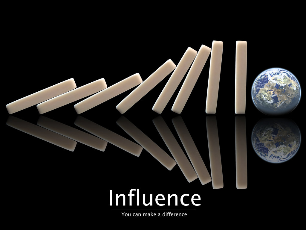 Influence  >> Influence Big Influence A Couple Months Back I Mentioned T Flickr
