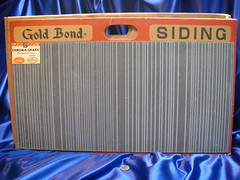 Gold Bond Asbestos Cement Siding Sample 3   View of a pull-o…   Flickr