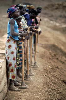 Waiting for Rain in Burkina Faso | by United Nations Photo