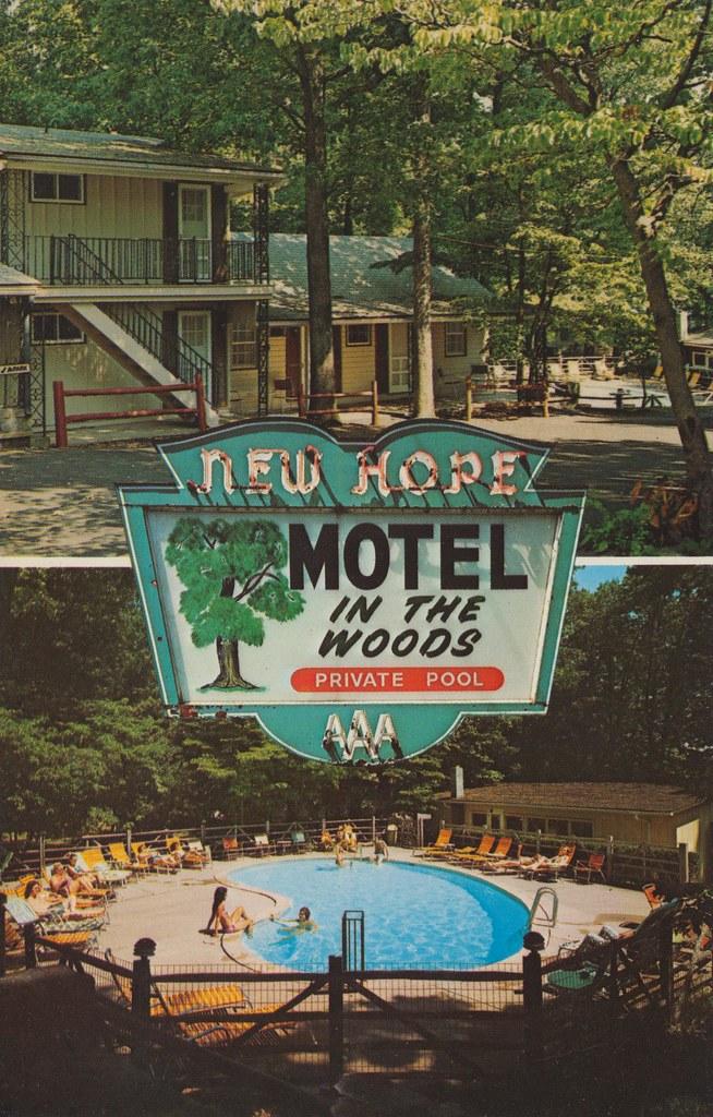 New Hope Motel - Bucks County, Pennsylvania