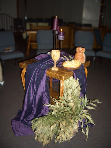 Ash Wednesday 2009 Last Year S Withered Palms Symbolize Th Flickr
