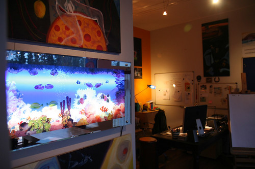 Creative Office Aquarium | by Pakueye