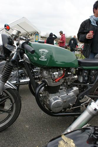 Cafe Racer Yamaha Rx