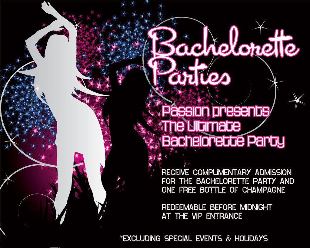 bachelorette parties passion nightclub have your bachelo flickr