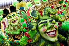 It's Carnival in Brazil, it's Show time ! | by Xavier Donat
