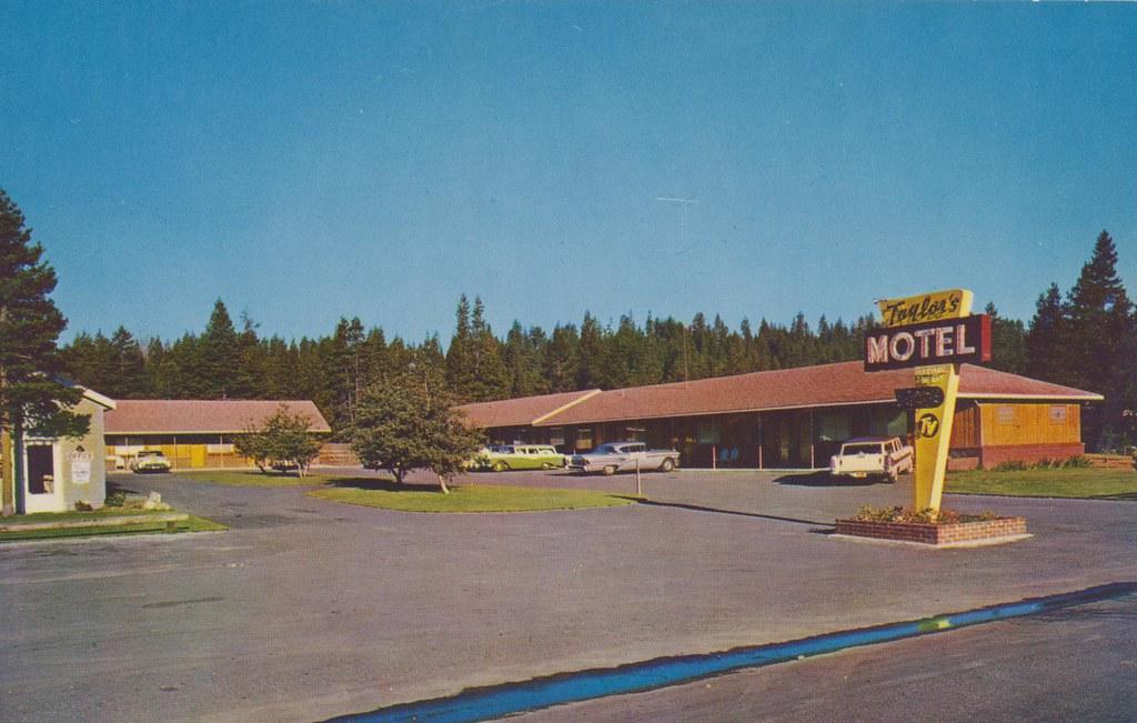 Taylor's Motel - Chemult, Oregon