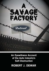 A Savage Factory, Front Cover | by rdewar839797