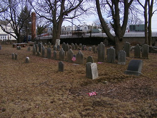 Upper Burying Ground, Germantown, PA | by road_less_trvled