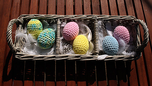 Crochet Easter eggs | by Ma.rysia