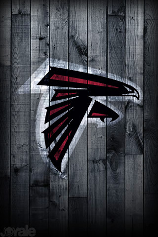 Atlanta Falcons I Phone Wallpaper