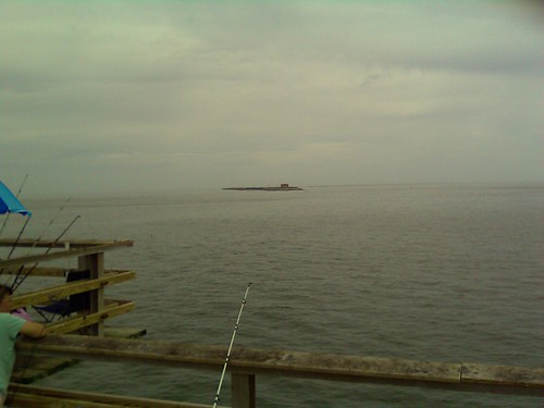 Chesapeake bay bridge tunnel fishing pier uploaded by for Chesapeake fishing report