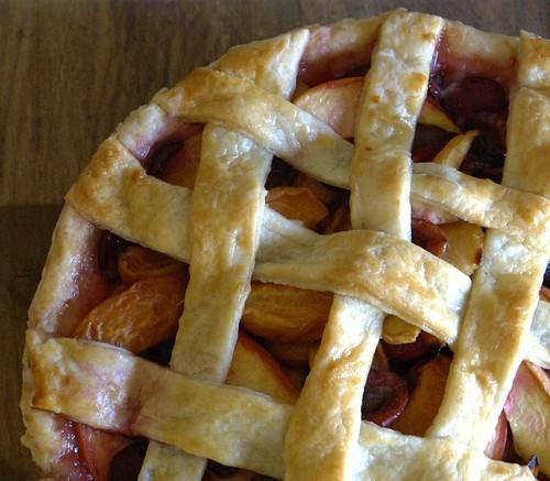 Cherry Peach Apricot Pie | Mary Denham | Flickr