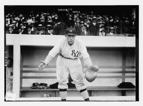 [Dick Gossett, New York AL (baseball)]  (LOC) | by The Library of Congress