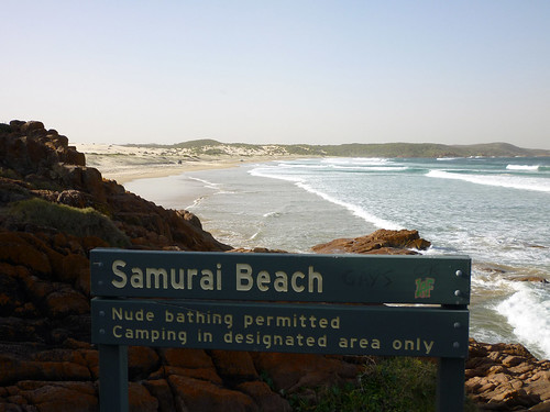 Samurai Beach @ Port Stephens, New South Wales, Australia | by leGuik