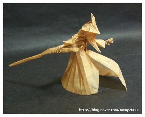 By Mace Korea Wizard Kamiya Satoshi Folded Me