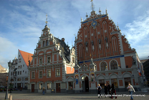 Blackheads House - Riga - Latvia | by { Planet Adventure }