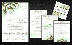 green and brown vietnamese wedding invitations  please cont…  flickr, invitation samples