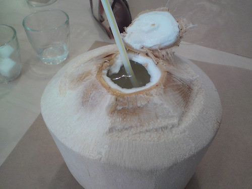 Bob's Kitchen: Fresh Coconut | by clotilde