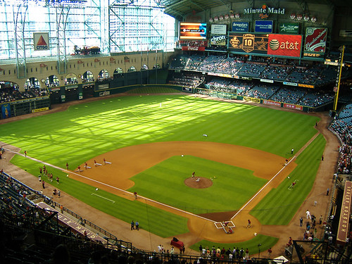 Minute Maid Park | by ensign_beedrill