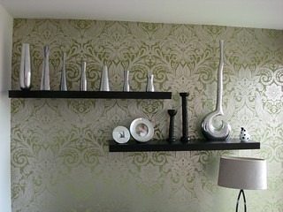 ikea shelves - dining room | by the beauty is in the detail . . .