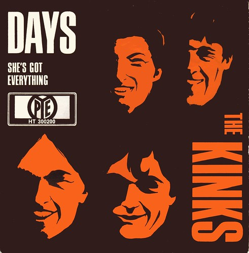 Kinks, The - Days - D - 1968 | by Affendaddy