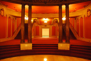 Los Angeles Theatre Main Lounge Stairs | by Floyd B. Bariscale