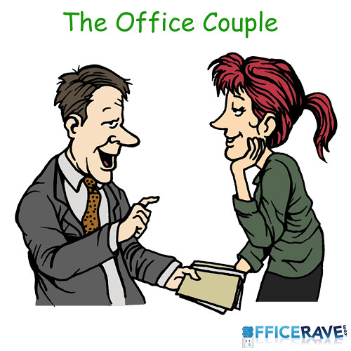 office stereotypes to office humor stereotypes the couple by officeravecom flickr