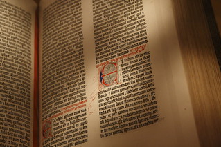Gutenberg Bible 02 | by JMWK