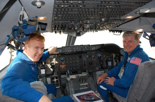 space shuttle cockpit takeoff - photo #12