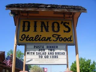 Dino S Italian Pizza Italian Restaurant Chicago Il