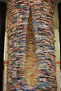 Tower of Books! | by razumny