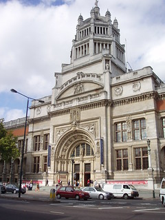 Victoria and Albert Museum, South Kensington, SW7 | by Ewan-M