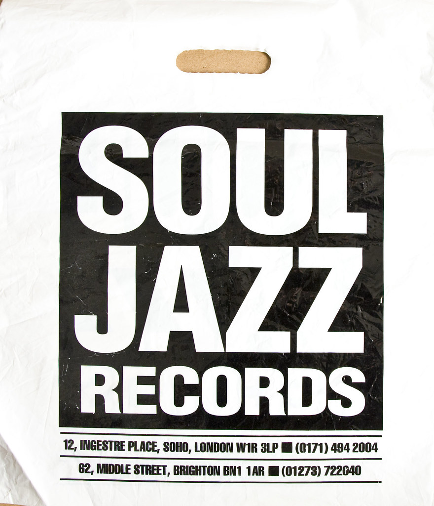 Soul Jazz Records, Soho London \u0026 Brighton | From the early t\u2026 | Flickr
