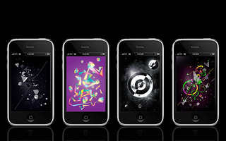 Art for iPhone by Playful | by Playful / Pablo Alfieri