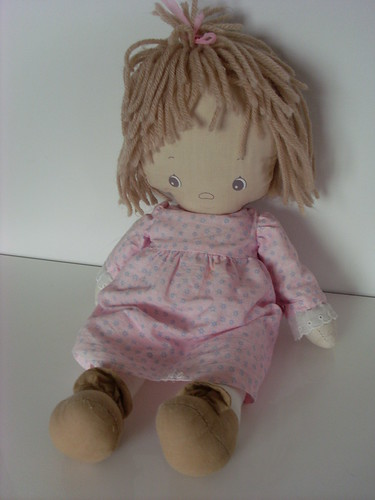 Betsey Clark tissue doll | by Lucychan80