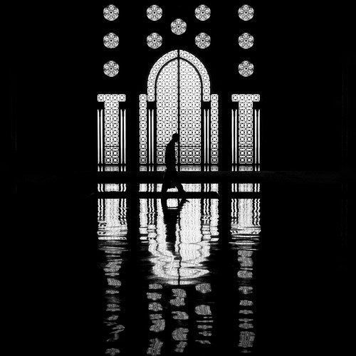 Silhouette (Hassan II Mosque) | by pas le matin