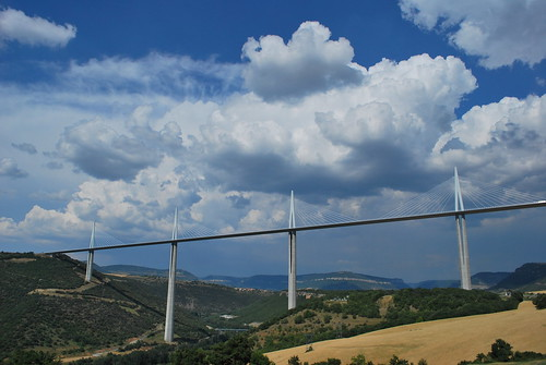 Millau Viaduct | by goingslowly