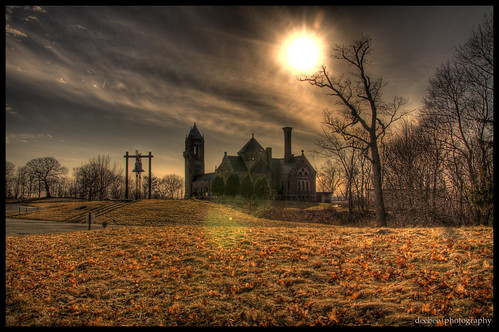 Oakwood Cemetary | by dbfoto®