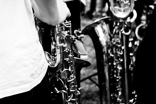 Saxophone | by Candice BostYn PhotographY