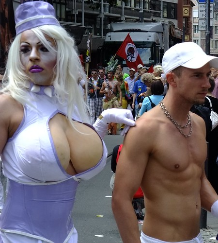 Christopher Street  Day Frankfurt 2009 | by Capitano Dick