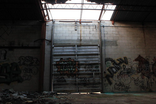 Abandoned Slaughterhouse | by gerald.buckman