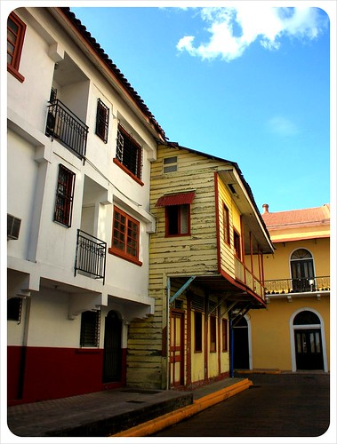 Casco viejo buildings | by globetrottergirls