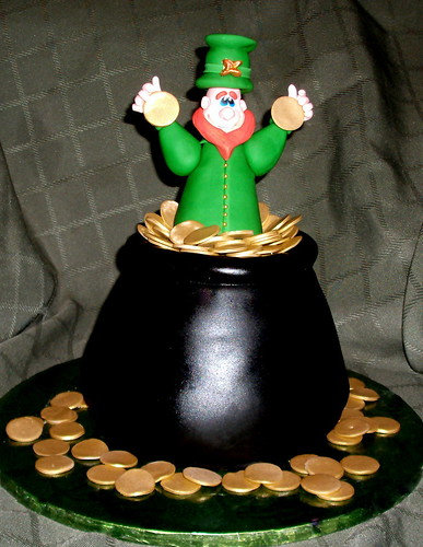 Image Result For Leprechaun Pot Of
