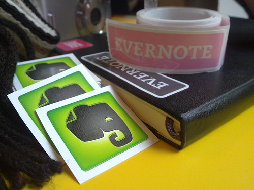 Evernote @ #Tuttle | by whatleydude