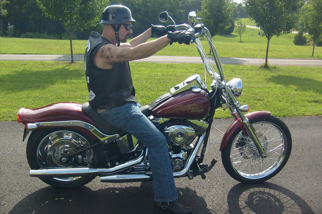 2009 Harley Softail Custom | My 09 Harley FXSTC Softail Cust… | Flickr