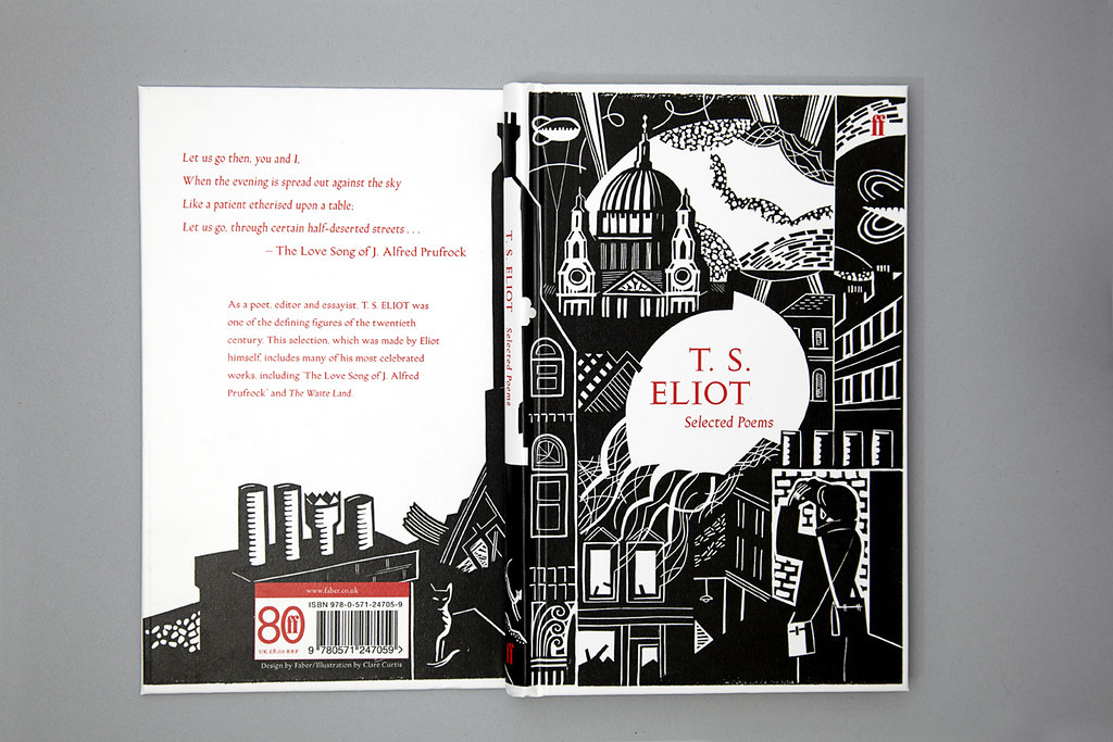 selected poems of t s eliot eliot t s