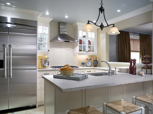 Candice Olsen-Tin Tile Backsplash Kitchen | SH06L191DIVINEDE ...